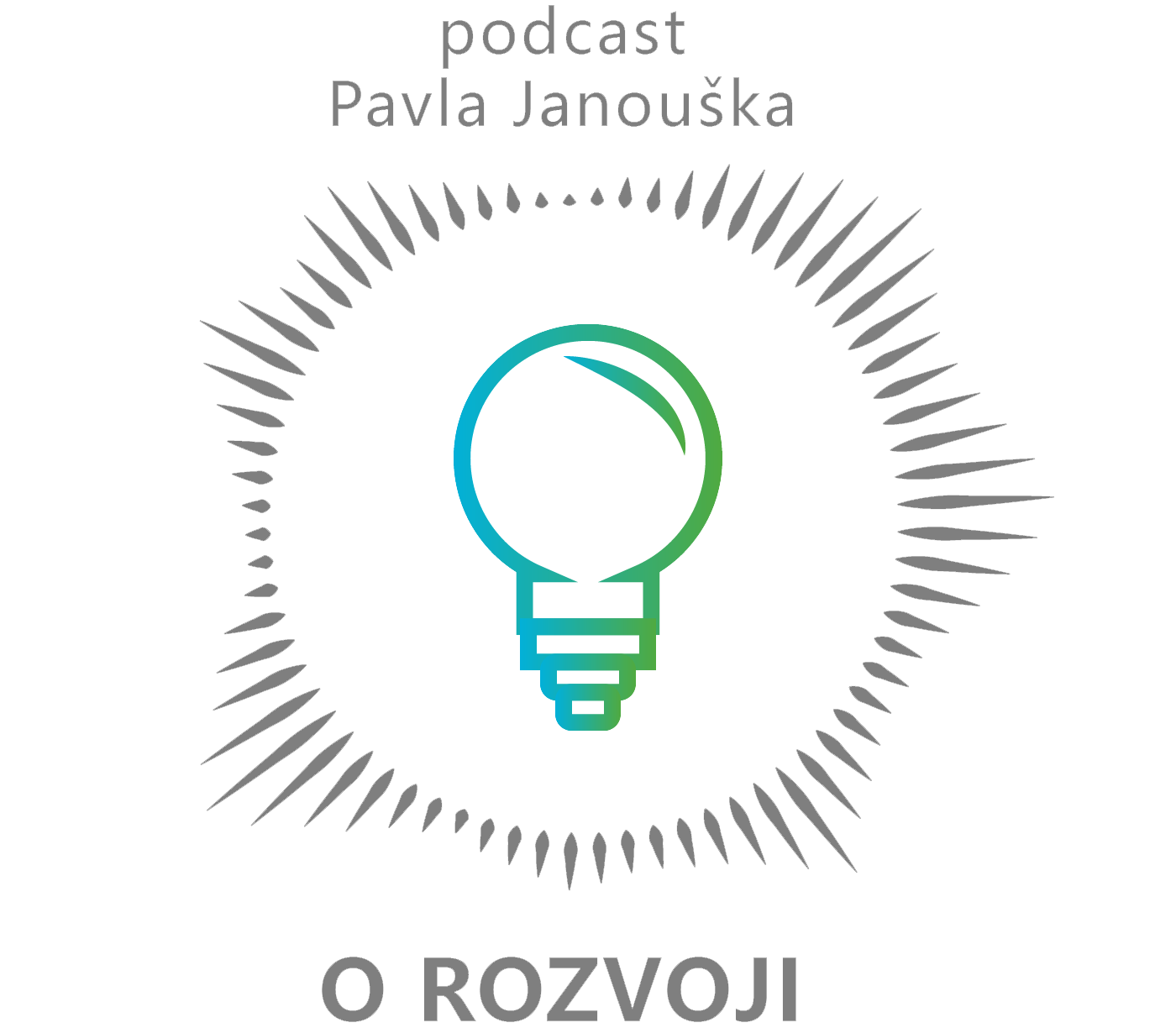 "Podcasty ""O rozvoji"""